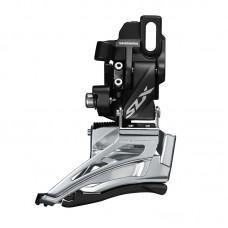 Перек-ль передний SLX, M7020-D, direct mount, side-swing, для 2X11, верхн. Тяга