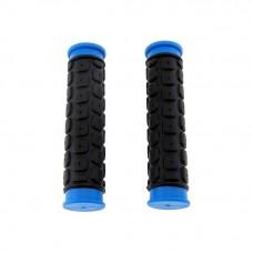 Грипсы HW 145267 L-125 (чёрно-синий)
