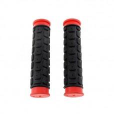 Грипсы HW 145267 L-125 (чёрно-красный)