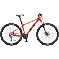 G27428M GT 18 велосипед горный AVALANCHE 9R SPORT black