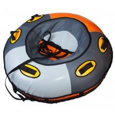 Тюбинг (санки-ватрушки) 120см - New orange (арт.3483)
